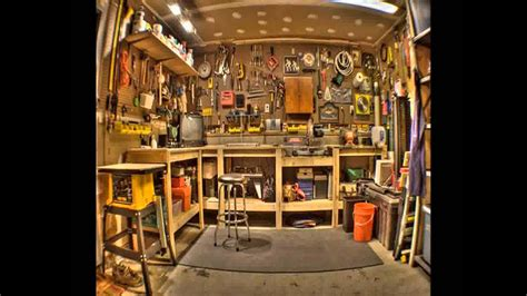 garage workshop design ideas youtube