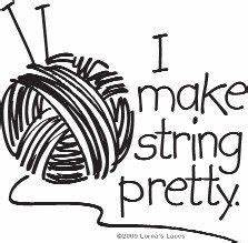 Free Vintage Knitting Clipart (22+)