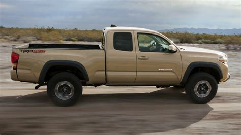 Toyota Tacoma Trd Offroad Access Cab (2016) Wallpapers