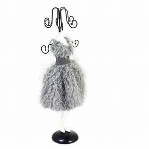Porte Bijoux Mannequin : mannequin porte bijoux chic barbara ~ Teatrodelosmanantiales.com Idées de Décoration