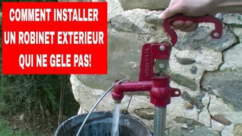 comment installer un robinet de jardin c1000 et anyflow merrill