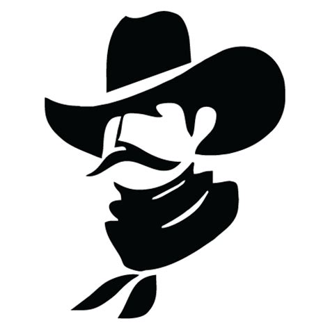 cowboy silhouette wall quotes wall art decal wallquotescom