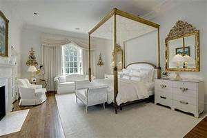 25 Luxury French Provincial Bedrooms (Design Ideas