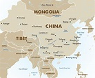 China - Geography and Maps   Goway Travel