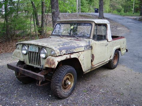 jeep jeepster for sale 1967 jeepster commando dauntless v6 engine 4x4 4
