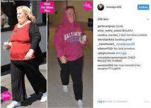Mama June Weight Loss After 2017