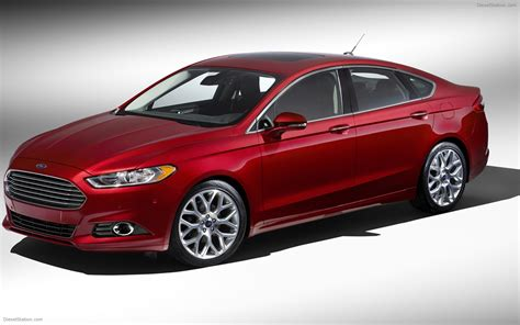 Ford Fusion by Ford Fusion 2013 Widescreen Car Wallpapers 02 Of