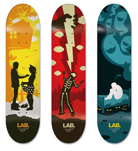 design a skateboard 100 epic exles of skateboard