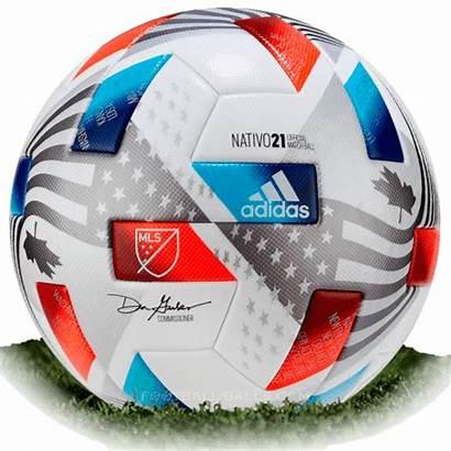 Ball Adidas Football Mls Official Match Balls