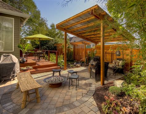 traditional patio ideas patio traditional  japanese