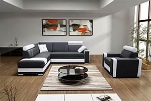 Sofa L Form Mit Schlaffunktion : gro e ecksofa sofa eckcouch couch mit schlaffunktion und bettkasten ottomane l form schlafsofa ~ Buech-reservation.com Haus und Dekorationen