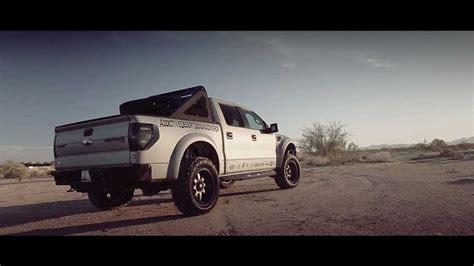 ford raptor   fuel trophy wheels youtube