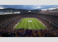 Camp Nou Barcelona's stadium celebrates 60th birthday