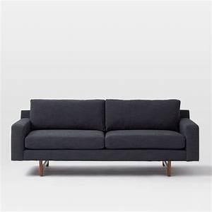 eddy sofa 82quot west elm With west elm sofa bed reviews