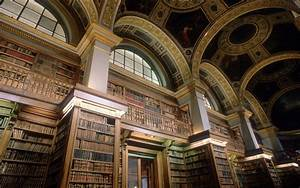 Library HD Wallpaper | Background Image | 1920x1200 | ID ...