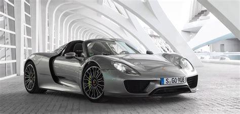 2015 Porsche 918 Spyder Features And Specs