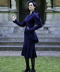 Image result for miss alma peregrine