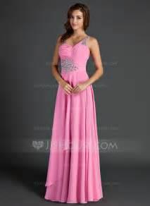 brautkleider princess stil a linie princess linie one shoulder träger bodenlang chiffon festliche kleid mit rüschen perlen