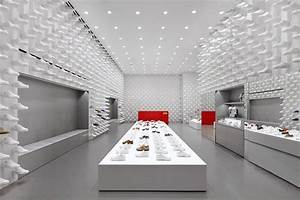 Nendo  Camper Concept Stores In Madrid   New York