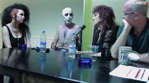 Alien Sex Fiend Interview At Berlinmusictv Youtube