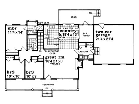 country home plans one story one story country style house plans home design and style