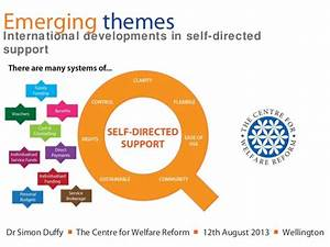 Emerging Themes in Self-Directed Support