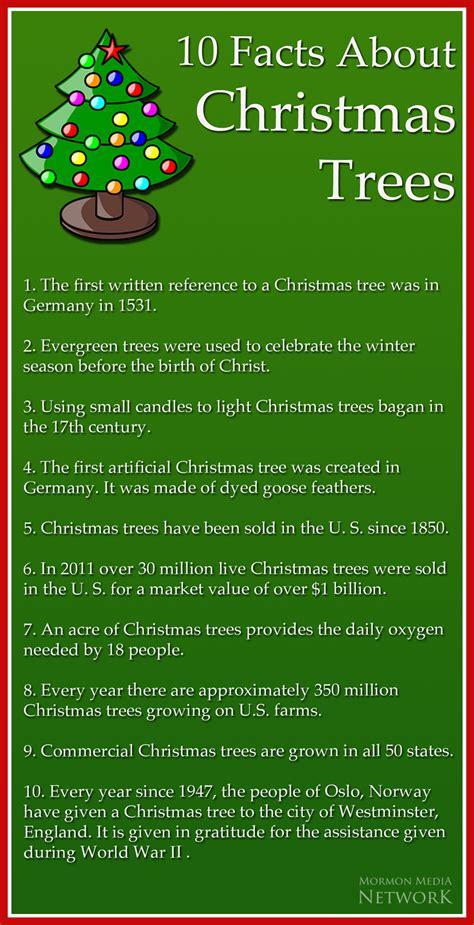 Factsaboutchristmastrees  Mormon Media Network