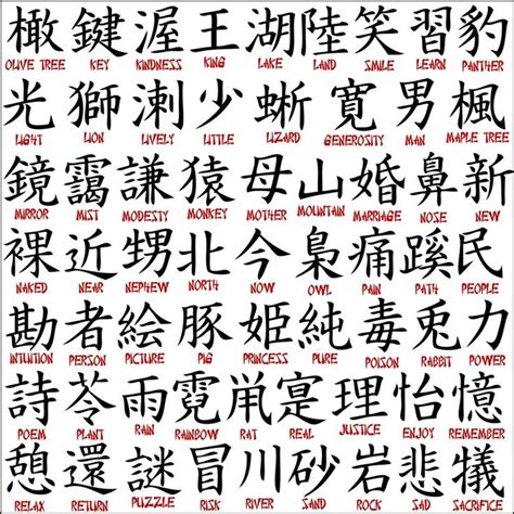 ideas  kanji tattoo  pinterest japanese