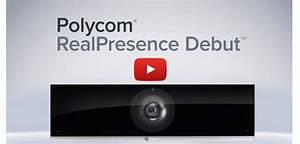 Now Available  Polycom U00ae Realpresence Debut U2122