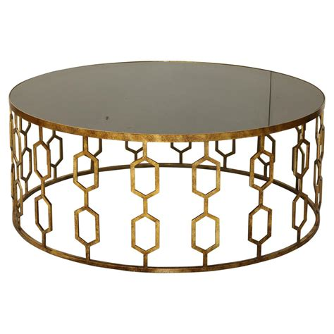 | skip to page navigation. Round Gold Coffee Table | INTERIORS ONLINE