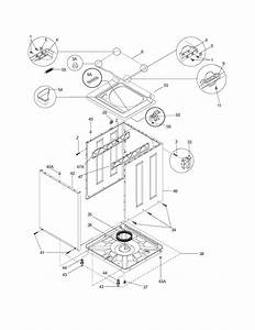 Wiring Diagram For Frigidaire Model Fgx831fs0 Washer Dryer Combo