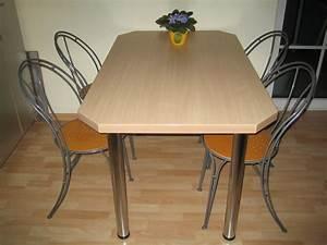 Küchentisch Mit Stühlen : k chentisch mit 4 st hlen k chenm bel schr nke ~ Michelbontemps.com Haus und Dekorationen