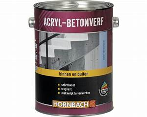Beton Pigmente Hornbach : hornbach beton en vloerverf acryl wit 2 5 l kopen bij hornbach ~ Michelbontemps.com Haus und Dekorationen