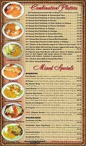Image Gallery mexican entrees