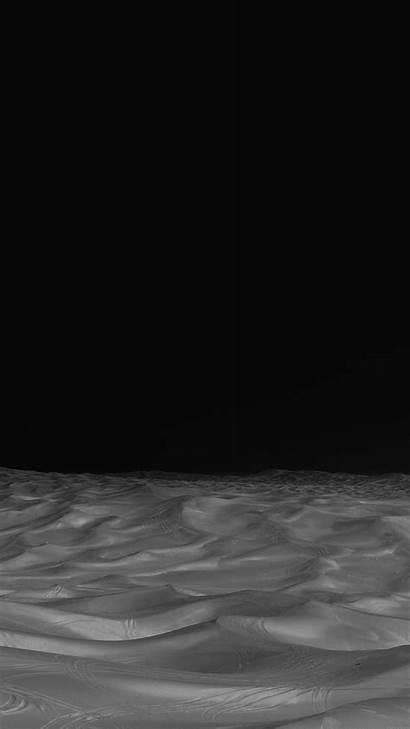 Iphone Dark Wallpapers Minimal Nature Sky Desert