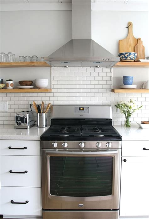 kitchen dishwasher cabinet we re loving the subway tile for the backsplash design in 1556