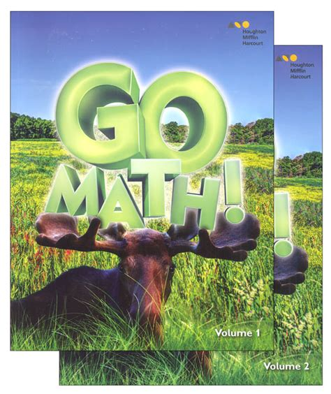 Go Math! Student Set 2016 Grade 3 (064319) Details  Rainbow Resource Center, Inc