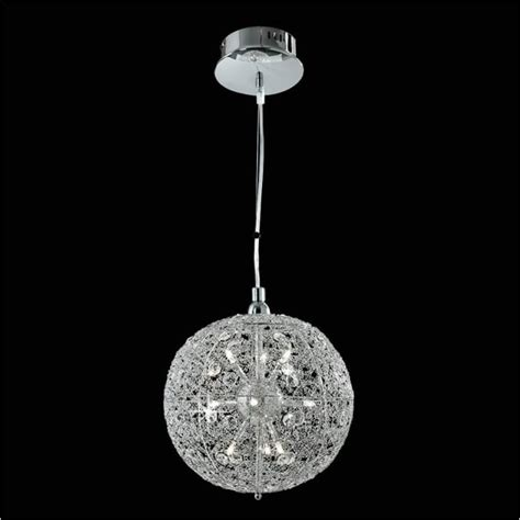 endon euphony 9ch 9 light glass bead pendant ceiling