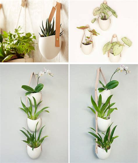 modern ceramic planter light ladder designs delicate porcelain planters for