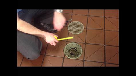 drain net floor drain strainers  restaurants youtube