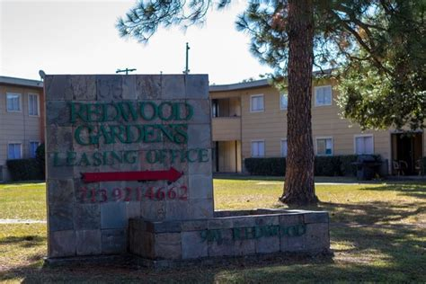 redwood garden apartments redwood garden apartments rentals houston tx