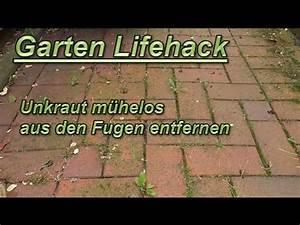 Moos Aus Fugen Entfernen : gartentipp unkraut moos leicht aus fugen entfernen ohne ~ Lizthompson.info Haus und Dekorationen