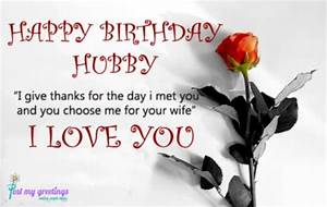 60+ Happy Birthday Husband Wishes | WishesGreeting