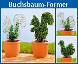 Buchsbaum Rund Schneiden : buchsbaum former 2er set tiere buchs figur grimma 14285073 ~ Frokenaadalensverden.com Haus und Dekorationen