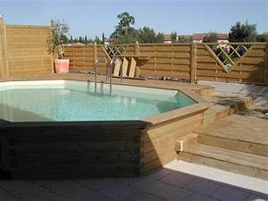 le blog de la piscine page 2 With amenagement autour de la piscine 8 la petite piscine en bois mini piscine vercors piscine