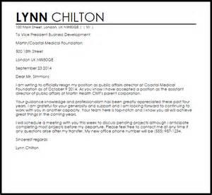 resume transfer within company resignation letter for transfer within the same company livecareer