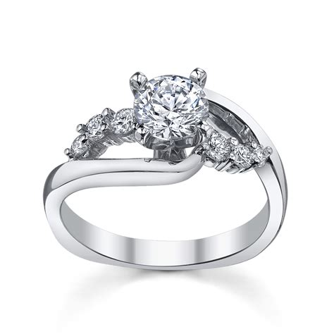 Top 6 Modern Engagement Rings For The Quirky Bride