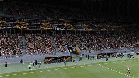 5 hits and flops as red devils sail to uel final despite nightmare in. PES 2021 Stadion Energa Gdańsk (Europa League Final Edition)
