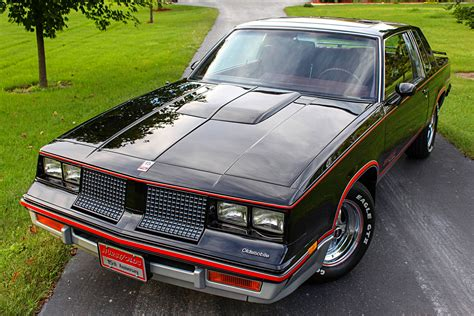 The Most Collectible 1980s Muscle Cars