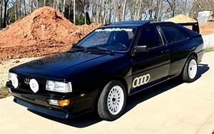 Audi Ur Quattro : 1983 audi ur quattro modified w 79k miles all og parts deadclutch ~ Melissatoandfro.com Idées de Décoration